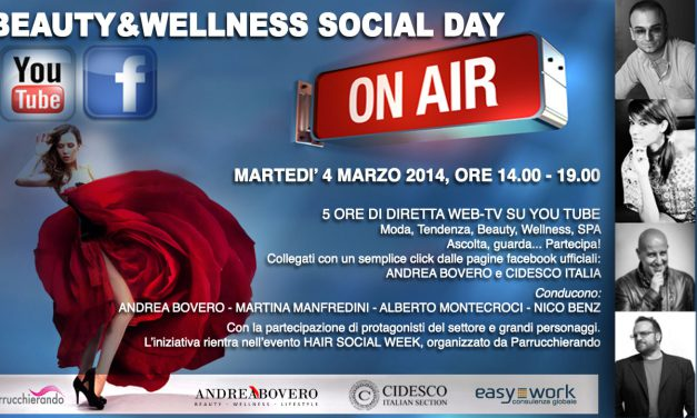 Beauty & Wellness Social Day – Cometica e SPA Wellness