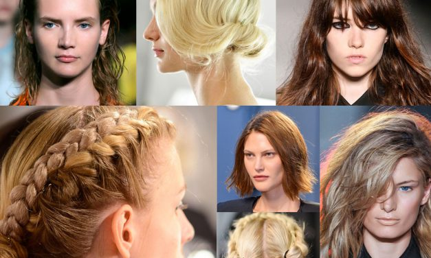 Tendenze moda capelli per la Primavera/Estate 2014