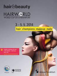 I campionati del mondo dei parrucchieri a Francoforte