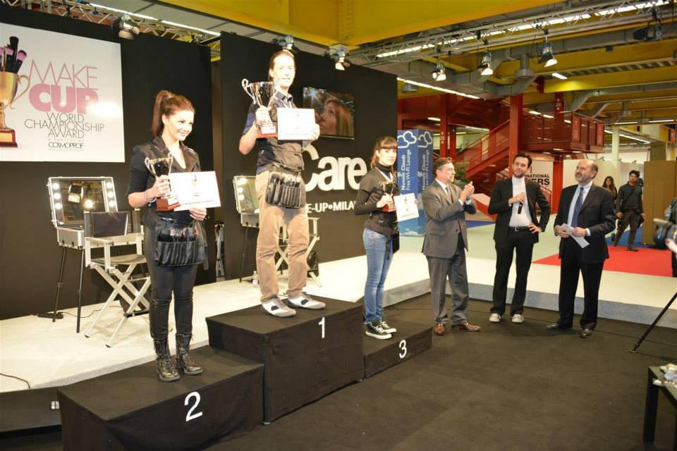 iCare – Campionato Make-up Internazionale