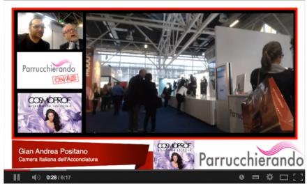 Cosmoprof 2014 – Gian Andrea Positano