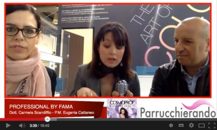 Cosmoprof 2014 – Parrucchierando e Professional by Fama