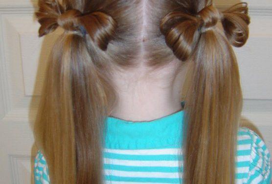 Gli Stili di capelli raccolti 2014 per le vostre ragazze