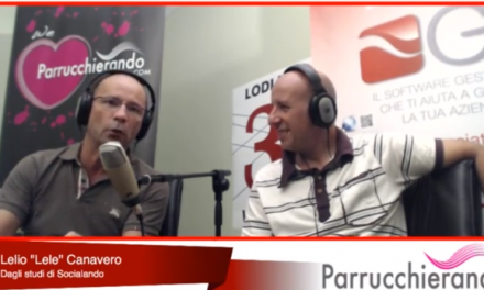 Lele' Canavero – Parrucchierando on Hair 2014