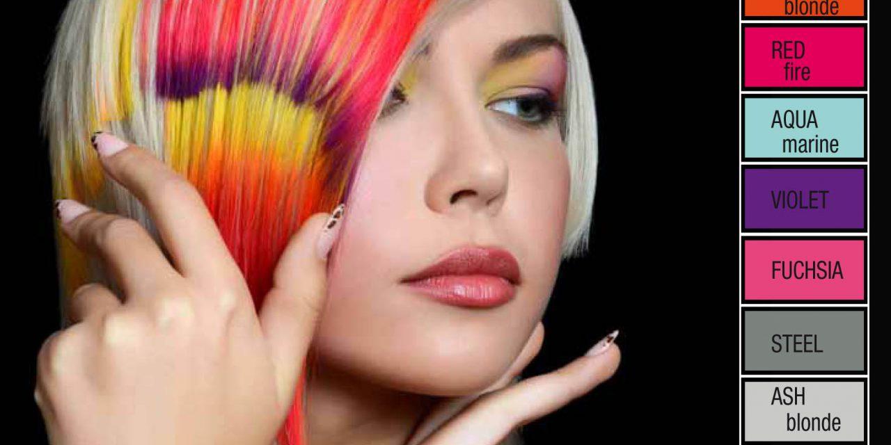 Art & Decò: tutta la magia del colore nelle mani degli hair stylist