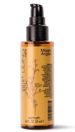 Liding Care Magic Argan Oil: piega e doppie punte non sono più un problema