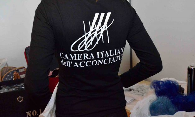 Camera italiana dell'Acconciatura: Giovani  Talenti in scena
