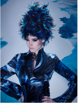 Moody Blue Collection di Vivienne Mackinder