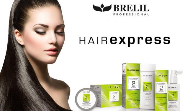 Innovazione Capelli: con Hair Express di Brelil crescono fino a due volte più in fretta. Intervista con Gloria Scoglio, brand manager del marchio Brelil Professional.