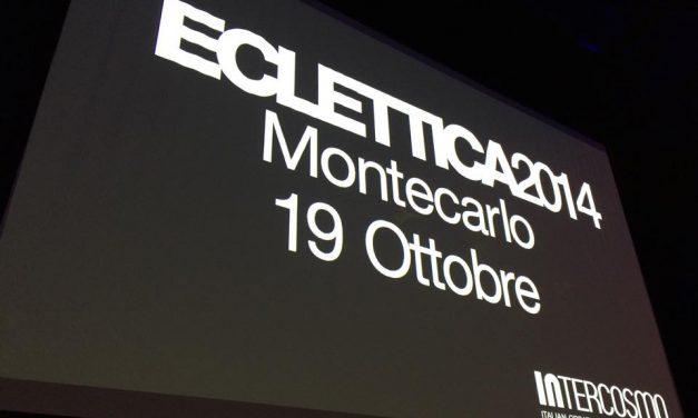 Eclettica: il meglio delle ricerca e della creatività per 700 acconciatori. By Intercosmo.