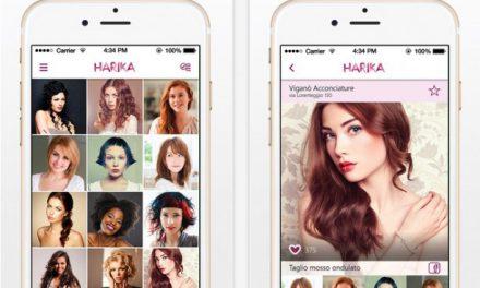 La nuova applicazione per trovare il tuo parrucchiere preferito