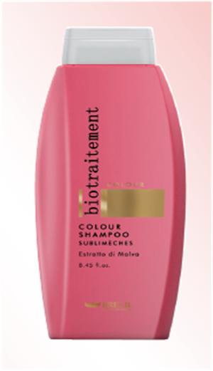 Colour Shampoo Sublimèches: l'innovazione Brelil per capelli biondi, colorati e con mèches