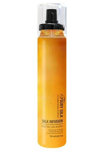 Nika presenta Silk Infusion Leave In Spray