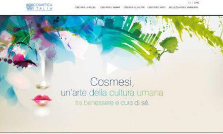 Cosmetica Italia a Expo 2015: un sito web per raccontare il progetto!