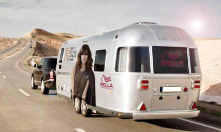 """SAY STYLE, SPEAK EIMI"" Hairstyle vista spiaggia in tour con Wella!"
