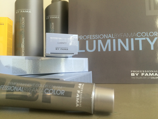 Test Prodotto Luminity Professional by Fama