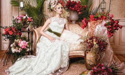 Collezione Moda Capelli Floral Extravaganza by Sarah Adams