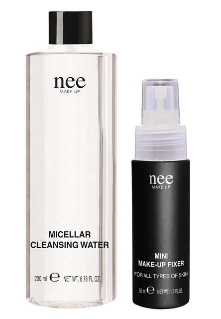 Cleansing & Fixing by Nee Make Up