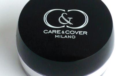 Novità firmata Care&Cover, nasce INVISIBILE POWDER!