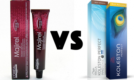 L'Oreal Majirel contro Koleston Wella