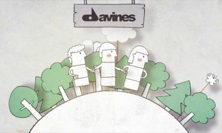 DAVINES WORLDWIDE HAIR TOUR 2016