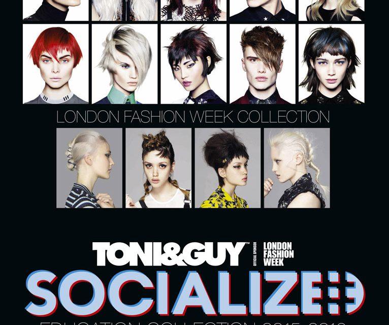 #MAINSTAGE2015 Presentata a Londra la nuova Education Collection Toni&Guy:  SOCIALIZED
