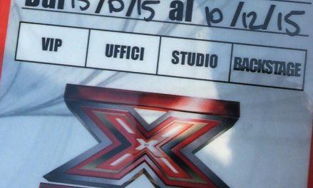 OREA MALIA' a  X-FACTOR 2015