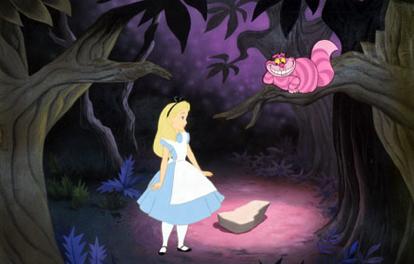Alice nel Paese delle Meraviglie di Mario Sparacia