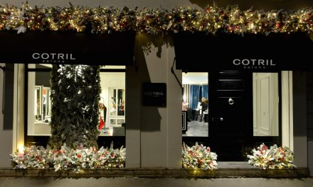 IT'S CHRISTMAS TIME Il Cotril Salons di Milano si veste a festa!