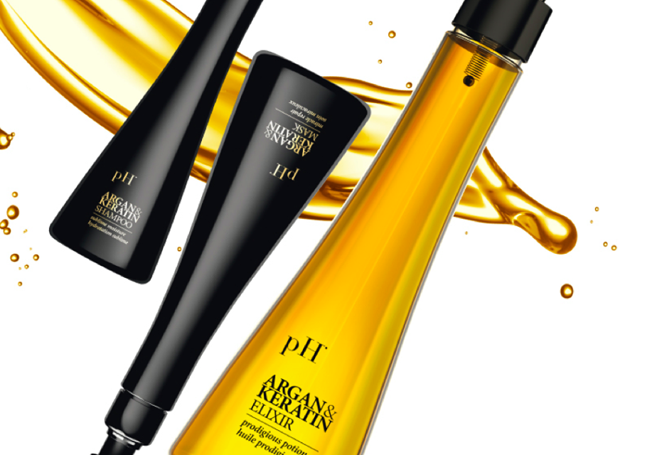 Test Prodotto Pure Hair ILLUMINATING SYSTEM ARGAN & KERATIN By pH Laboratories