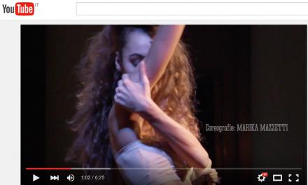 Open [h]air comics e Barex Italiana, l'emozionante danza della Loba! Il video meraviglioso!