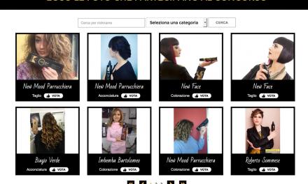 Avete già partecipato al concorso per diventare il NUOVO CREATIVE HAIR STYLIST K-TIME?