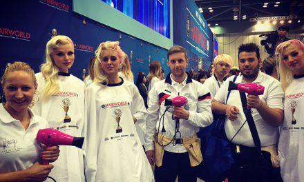 Hairworld World Cup by OMC Corea 2016. Parlux protagonista come sponsor tecnico della nazionale italiana Anam!