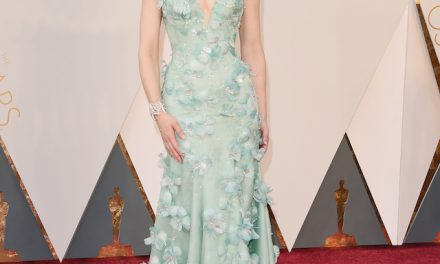 CATE BLANCHETT AGLI OSCARS 2016 – HAIR BY WELLA PROFESSIONALS STYLIST ROBERT VETICA
