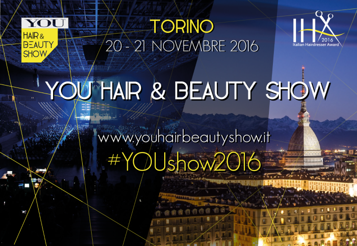 YOU HAIR & BEAUTY SHOW 2016