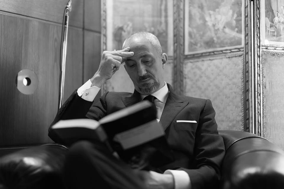 Francesco Cirignotta: Scienza e Coscienza della barba.