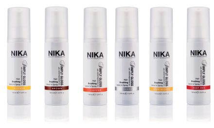 LIGHT UP YOUR HAIR CON NIKA SIMPLY GLOSS!
