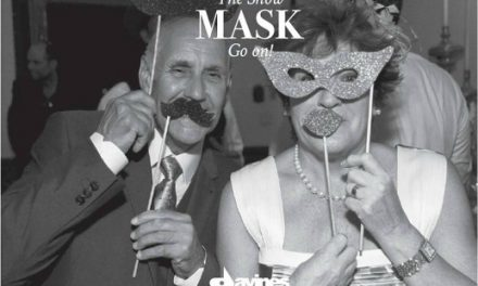 The show mask go on: Lo spettacolo di Davines!
