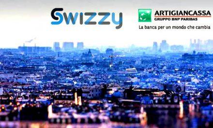 SWIZZY, IL TUO BUSINESS A PORTATA DI APP!