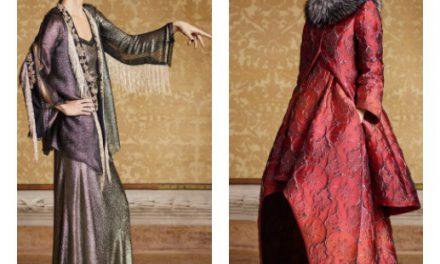 Moda: Alberta Ferretti Limited Edition, gli anni '20 in un battito di ciglia.