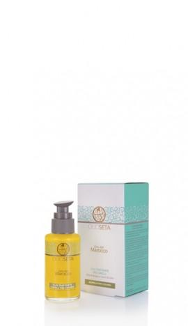 Oro fra i capelli: Barex OlioSeta, l'olio studiato appositamente  per i capelli biondi e fini!
