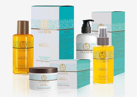 Oro fra i capelli: Barex in tutto lo splendore di OlioSeta olio del Marocco.