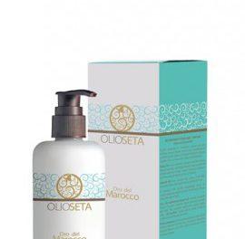 Oro fra i capelli: Barex OlioSeta Shampoo trattante.