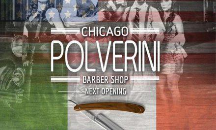 Giancarlo Palmieri: gli orizzonti si allargano, next opening Chicago!!!