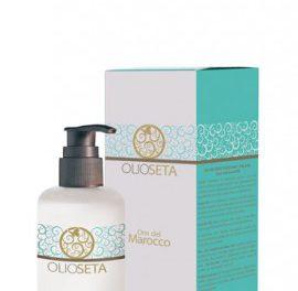 Oro fra i capelli: Barex e il balsamo Olioseta, Olio del Marocco.