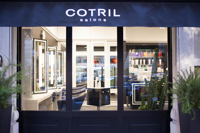 La famiglia COTRIL SALONS cresce con il nuovo COTRIL SALONS BY GIULIANO di Via Castel Morrone 9 a Milano!