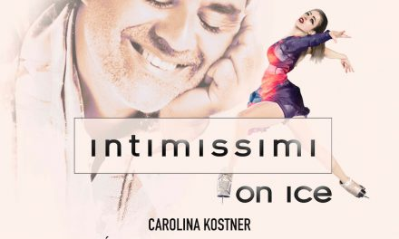 """SAVE THE DATE: COTRIL PER INTIMISSIMI ON ICE """"One Amazing Day"""""""