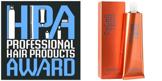 Hair Products Award: Color Tech by Cotril!