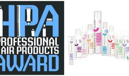 Hair Products Award: Compagnia del Colore e lo styling perfetto!