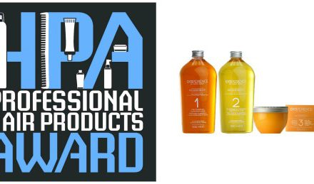 Hair Products Award: Eksperience, un marchio molte candidature.
